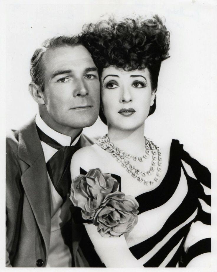 Gypsy Rose Lee & Randolph Scott