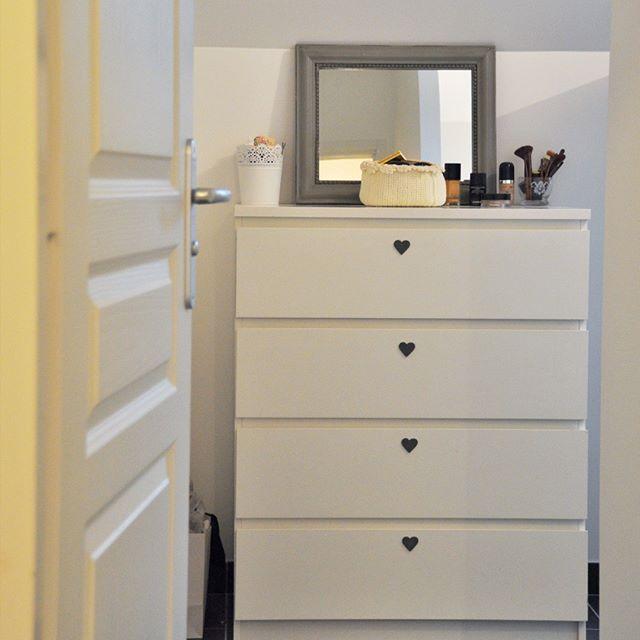 Meuble Coiffeuse Salle De Bain - Make Up Hack Ikea | My Home Sweet
