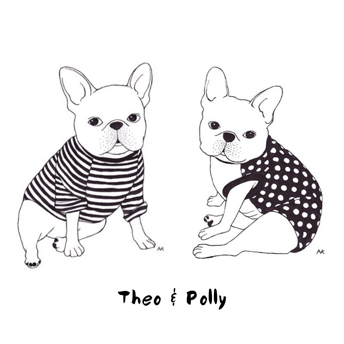 Theo Amp Polly In Pipolli