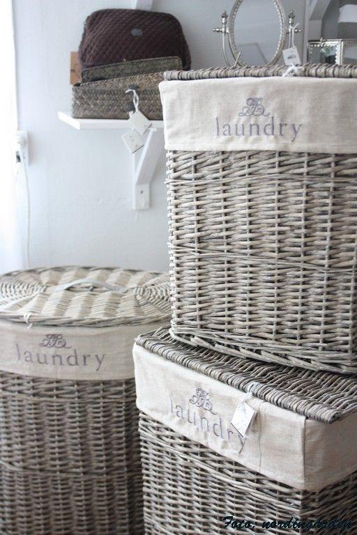 Gruvgatan 13 Dream Laundry Room Laundry Basket Basket
