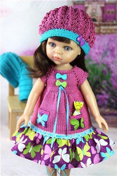 Pin von Schwendich auf Puppen | Pinterest | Puppenkleider und Puppen
