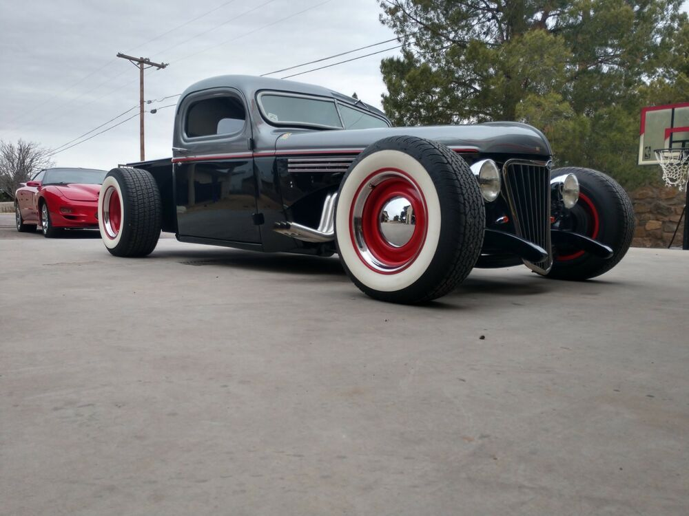 Ad - 1941 Chevrolet Other Pickups 1941 Chevy Truck Hot Rod Rat Rod