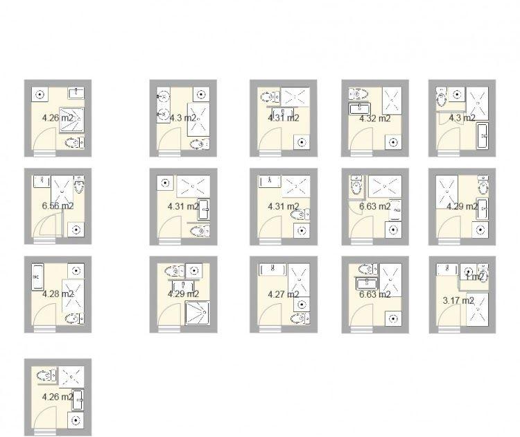 Plan Salle De Bain 3m2 Salle De Bain 3m2 Plan Salle De Bain Plans Petite Salle De Bain
