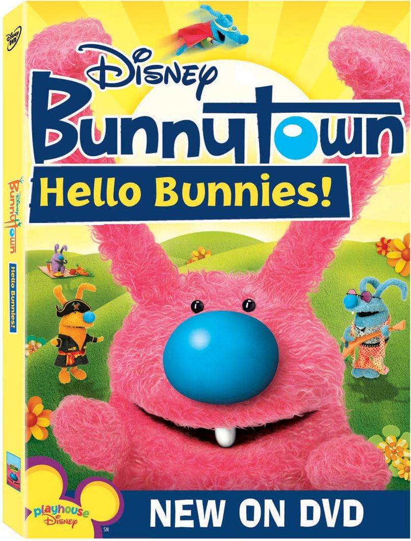 Playhouse Disney Bunnytown: Hello Bunnies | shows I used to