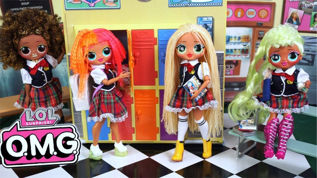 Pin By Jody Gillespie Hahn On Lol In 2020 Doll Family Lol Dolls School Morning Routine