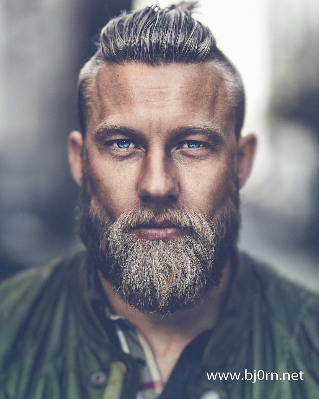 Vikings, Beards and Ps on Pinterest