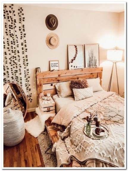 50 New Ideas Minimalist Bedroom Apartment Home Decor #bedroom #home