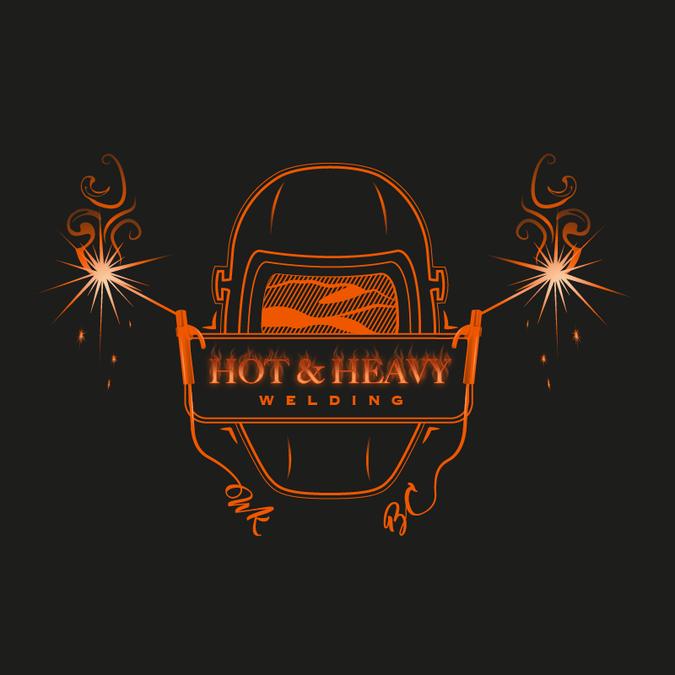 Design an attractive Logo for a portable welding company