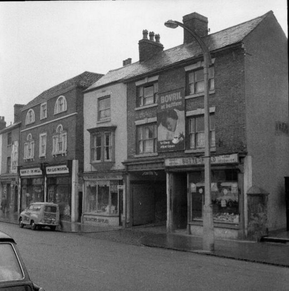 Rugby Road And Regent Street In 1961 Rugby Road Street