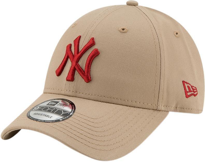 Ny Yankees Damen New Era 940 Liga Essential Olive Baseball Kappe Hüte & Mützen
