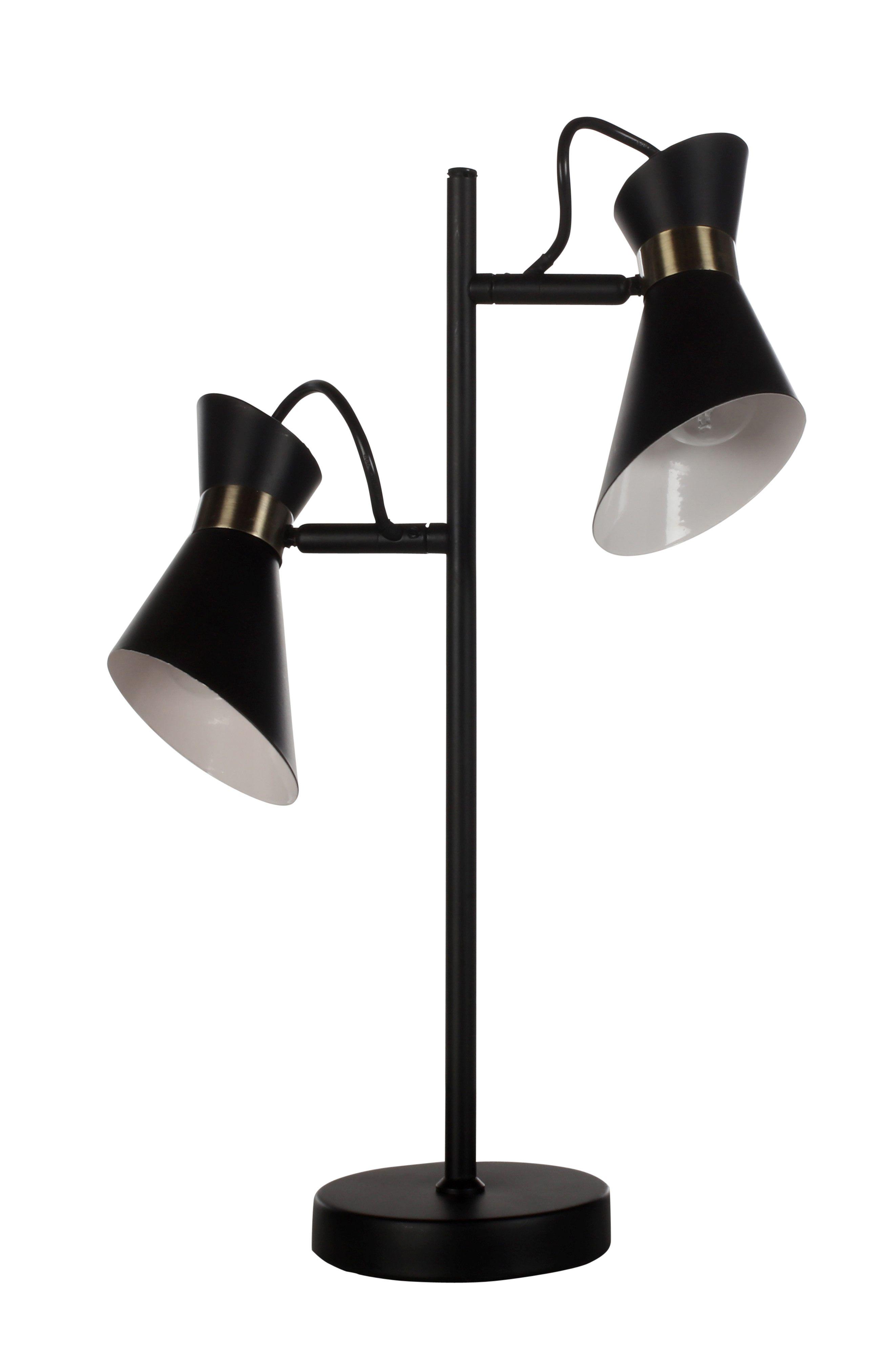 Lampe  poser JONAS Noir