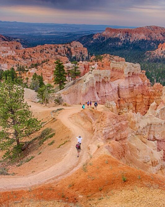 Queen's Garden Loop, Bryce Canyon National Park