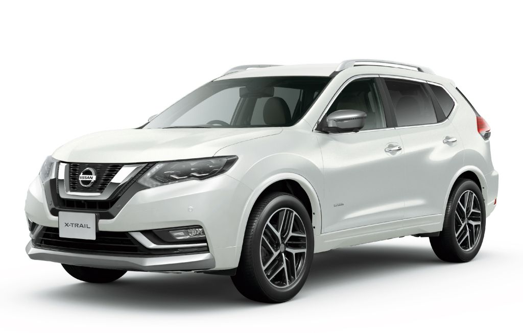 Autech Nissan XTrail Hybrid (T32) 2017 Nissan, Motor