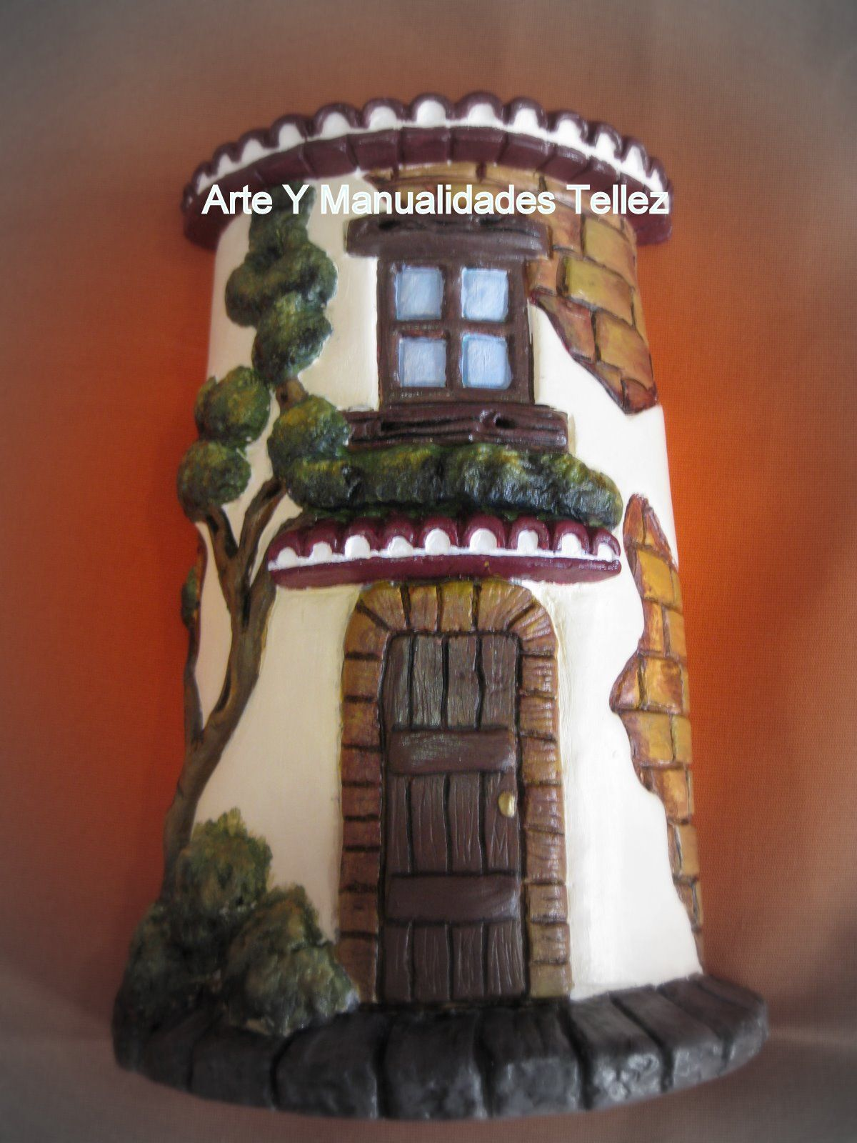 Tejas Decoradas En Relieve Sandylandya Outlook Es Teja Decorada Tejas Decoradas