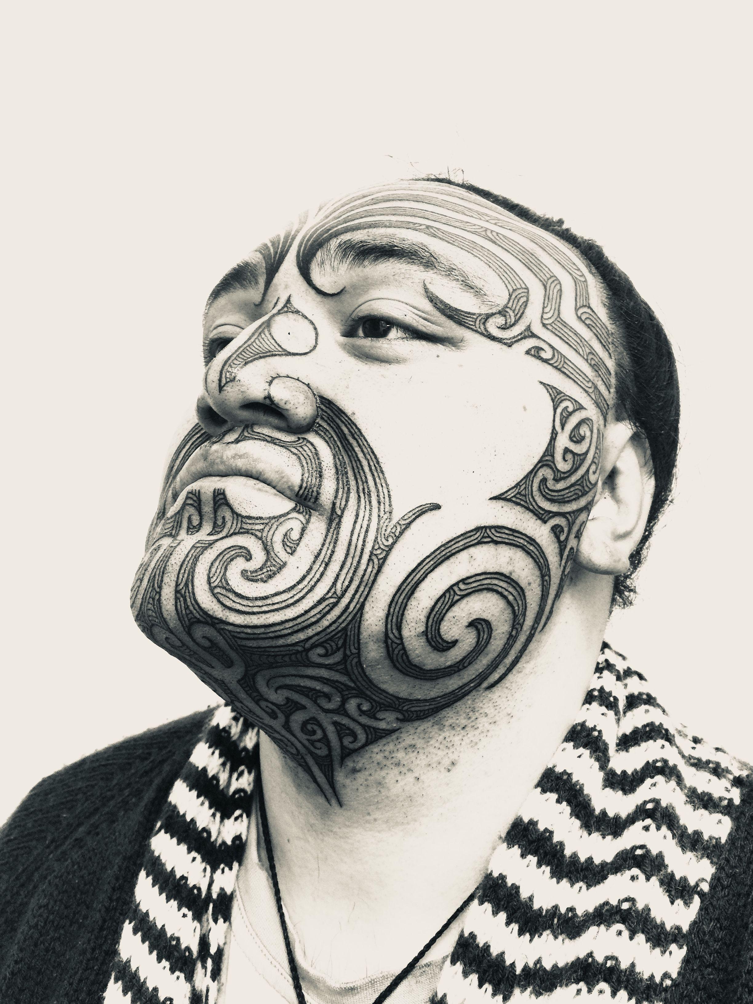 Tattoos, Maori