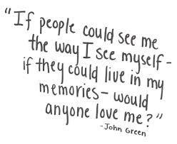 Resultado de imagen para john green quotes tumblr