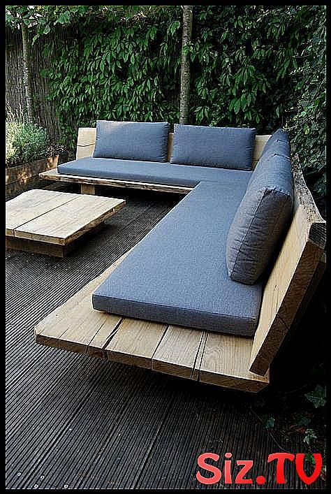 Photo of Outdoor lounge Outdoor lounge # exterior #Garden_paths_cheap_fire_pits #Sal …