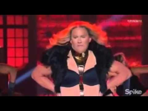 Channing Tatum e Beyoncé performando juntos ''Run the World (Girls)'' no Lip Sync Battle! 07.01.2016 -  YouTube