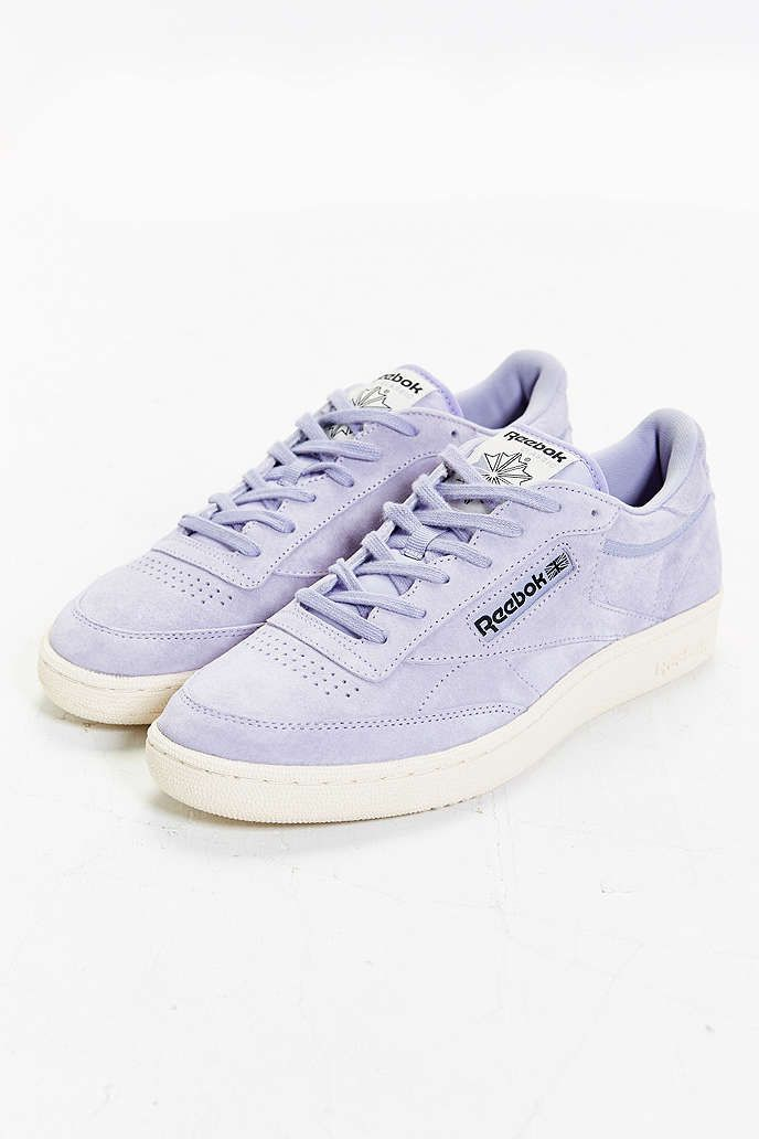 reebok x uo club c sneaker. reebok club c 85 pastel sneaker - urban outfitters x uo
