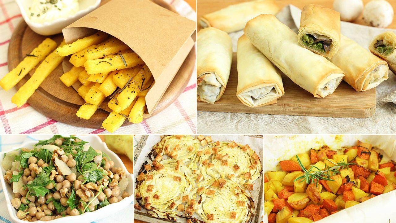 Cosa Fare A Pranzo 5 idee pranzo e cena ricette facili e leggere | ricetta (con