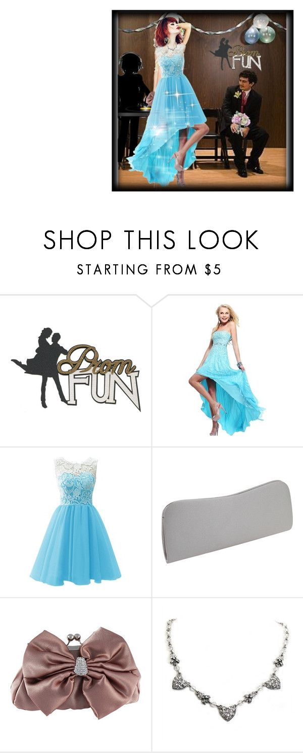 """Be Good To Me"" by skailees ❤ liked on Polyvore featuring Sherri Hill, Carlo Fellini and Sweet Romance"