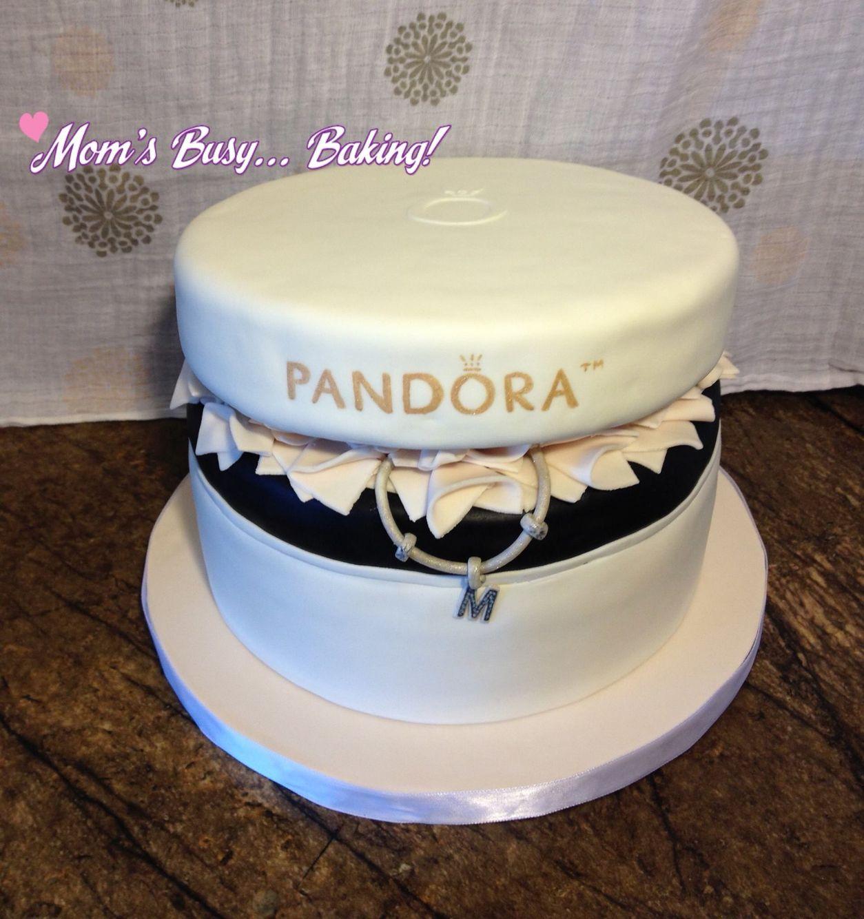 charm pandora torta nuziale