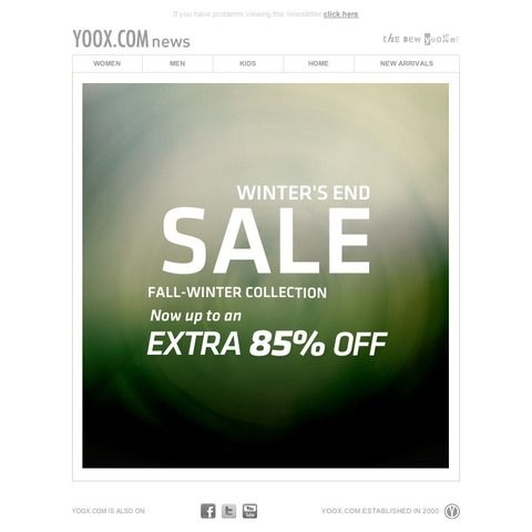 Yoox Winter S End Sale Now Up To An Extra 85 Off With Images