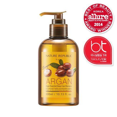 Argan Shampoo Nature Republic Best of Beauty by Allure 2014