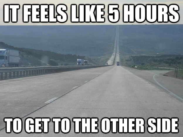Funny Memes For Winter : Wyoming memes: i 80 stretch near evanston it doesn't feel like 5