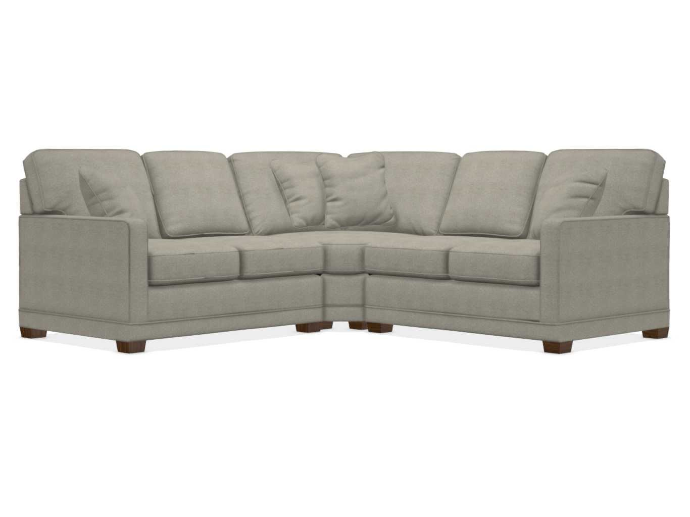 Kennedy Sectional Sectional Sectional Sofa Pillow Corner