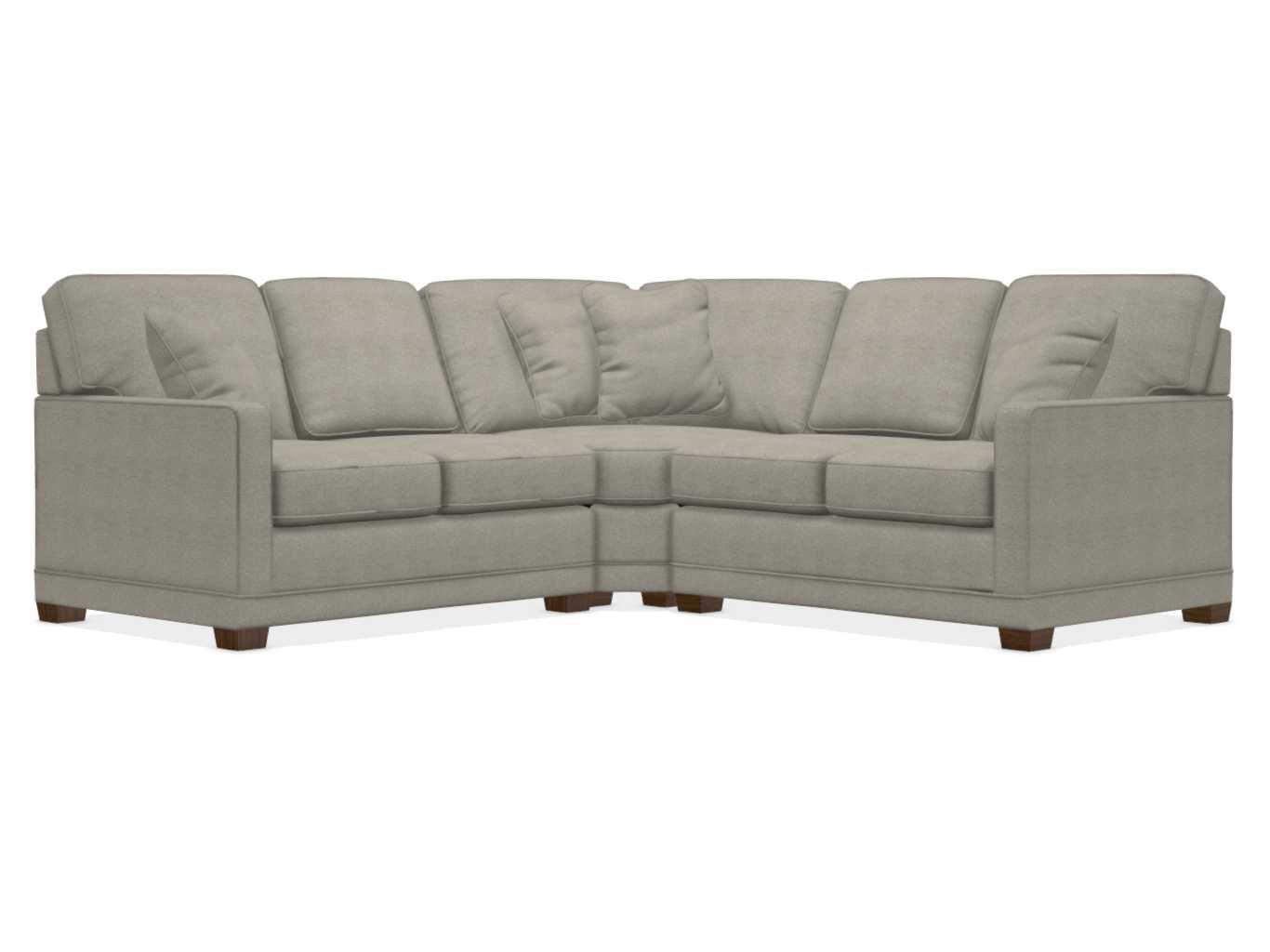 Kennedy Sectional Sectional Sectional Sofa Pillow Corner