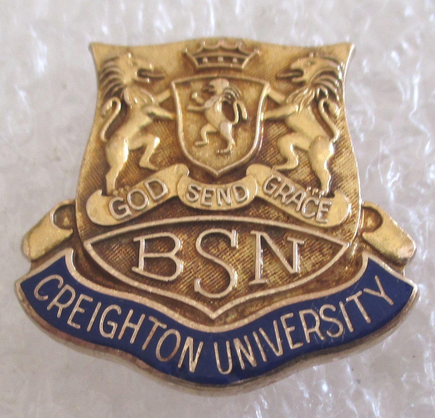 Creighton university bsn omaha ne nursing pins