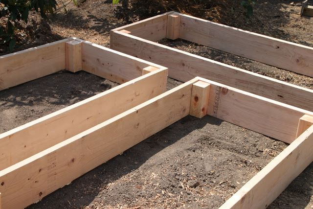 Easy Diy Raised Garden Beds With
