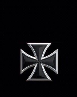 Iron Cross En 2019 Diseños De Tatuaje Maorí Cruz