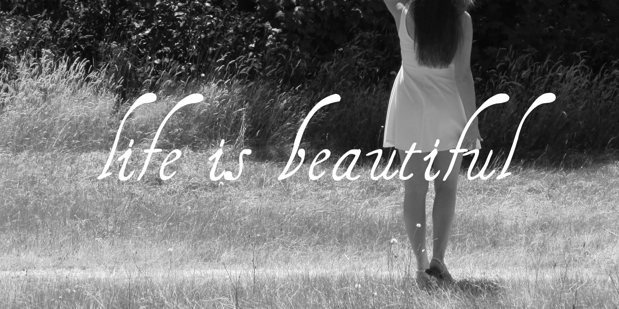 Life is beautiful fb cover photo quotes life isabelle choi choi romantic at heart summer girly kelliepaige sunshine