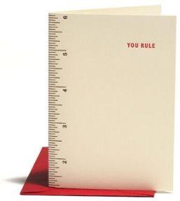 You Rule card.