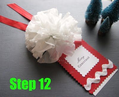 Do It Yourself Pictorial Snowball Pom Poms From