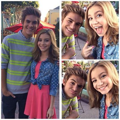 Hanging out with Cole Pendery at Disney! We filmed something super fun for you guys! Can't wait for you to see it!  #IM5 #Disney #Ghannelius