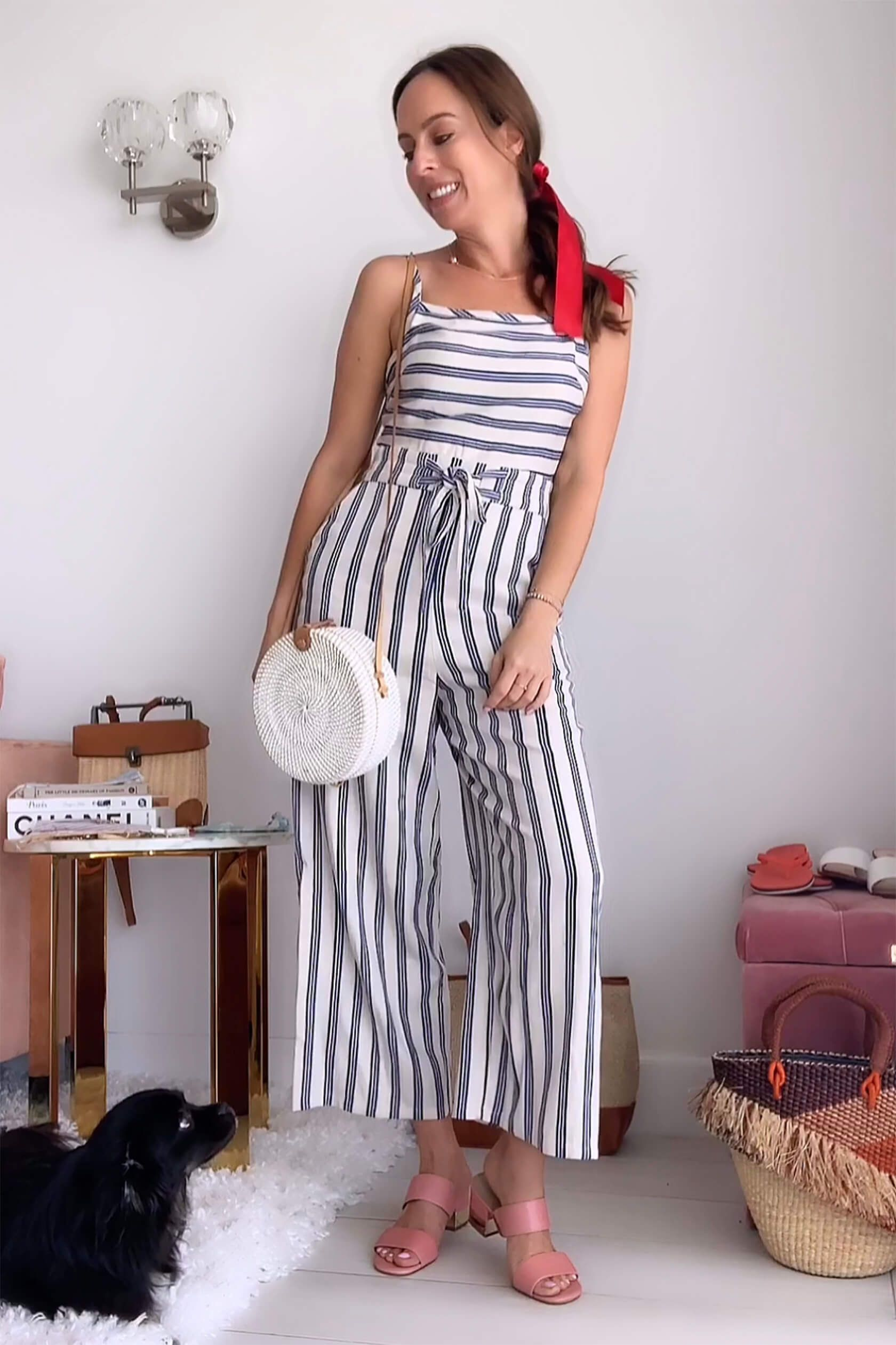 4th Of July Outfit Ideas With Face Masks Sydne Style Fashion 4th Of July Outfits White Maxi Dresses [ 2521 x 1680 Pixel ]