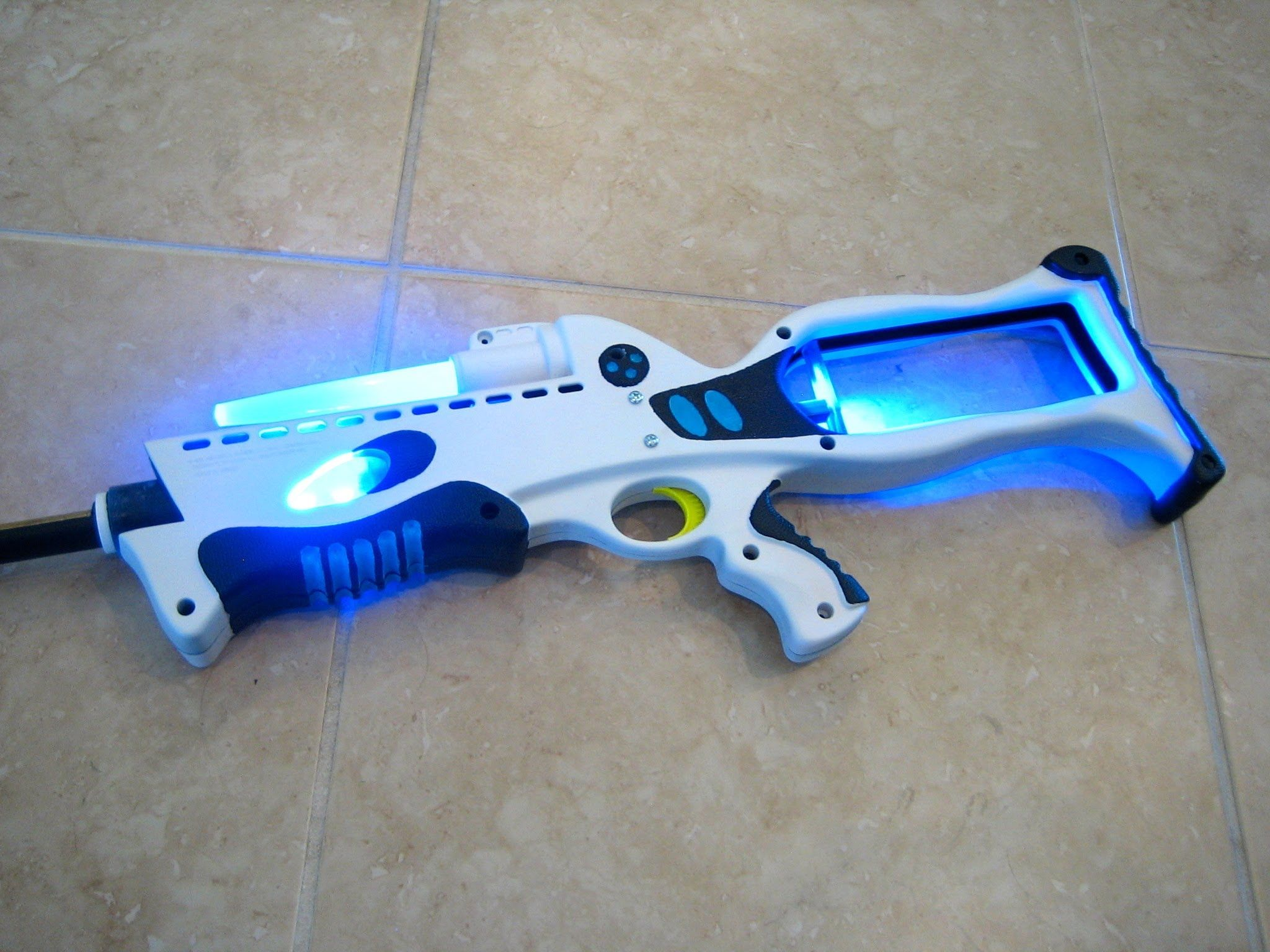Uber cool nerf guns released in 2016