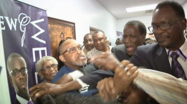 Mississippi Church members fighting over pastor to be removed ...