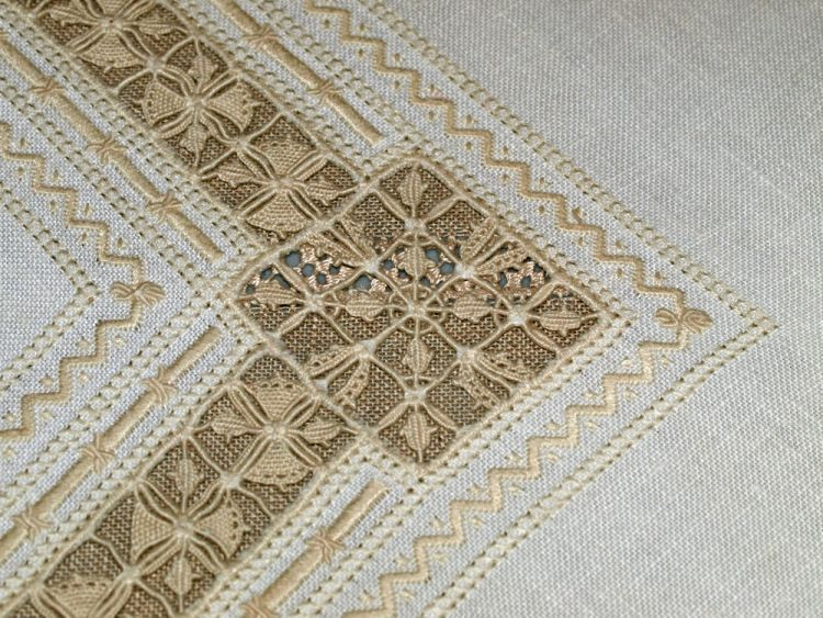 Hervorragend 230 best White embroidery images on Pinterest | Hardanger  VS03