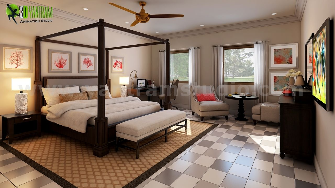 Interior Designed Bedrooms Delectable Modern #designed #bedroom #ideasyantram Interior Design For Review