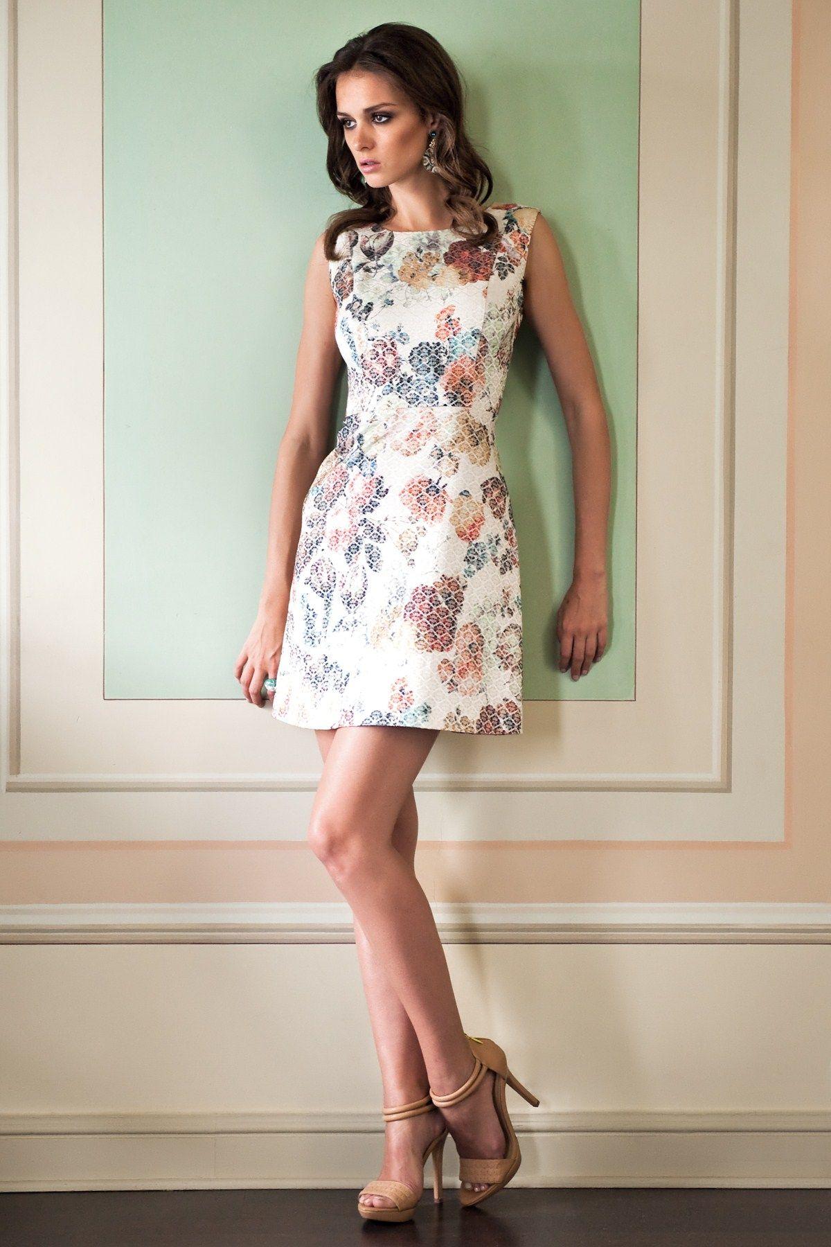 Modelleri ve elbise fiyatlar modasor com pictures to pin on pinterest - Milla By Trendyol I Ek Desenli Elbise Mlwss1349019