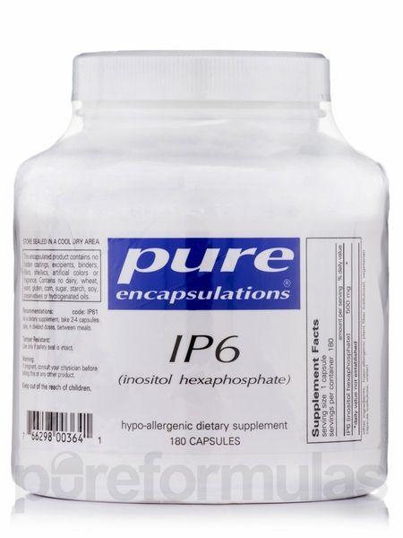 IP6 (Inositol Hexaphosphate) - 180 Capsules | Healthy stuff