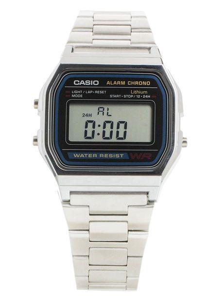 4fa4140e6a3e Reloj Casio Plateado de Casio en Dafiti