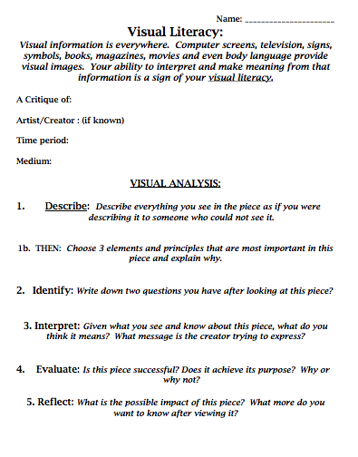 Interpreting Text And Visuals Worksheet Answers 033 - Interpreting Text And Visuals Worksheet Answers