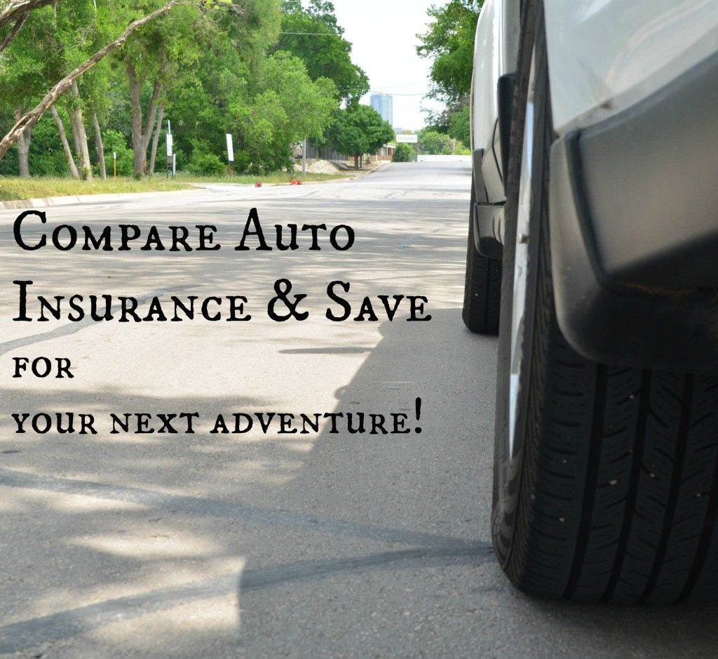 Compare Auto Insurance and Save For Your Next Adventure