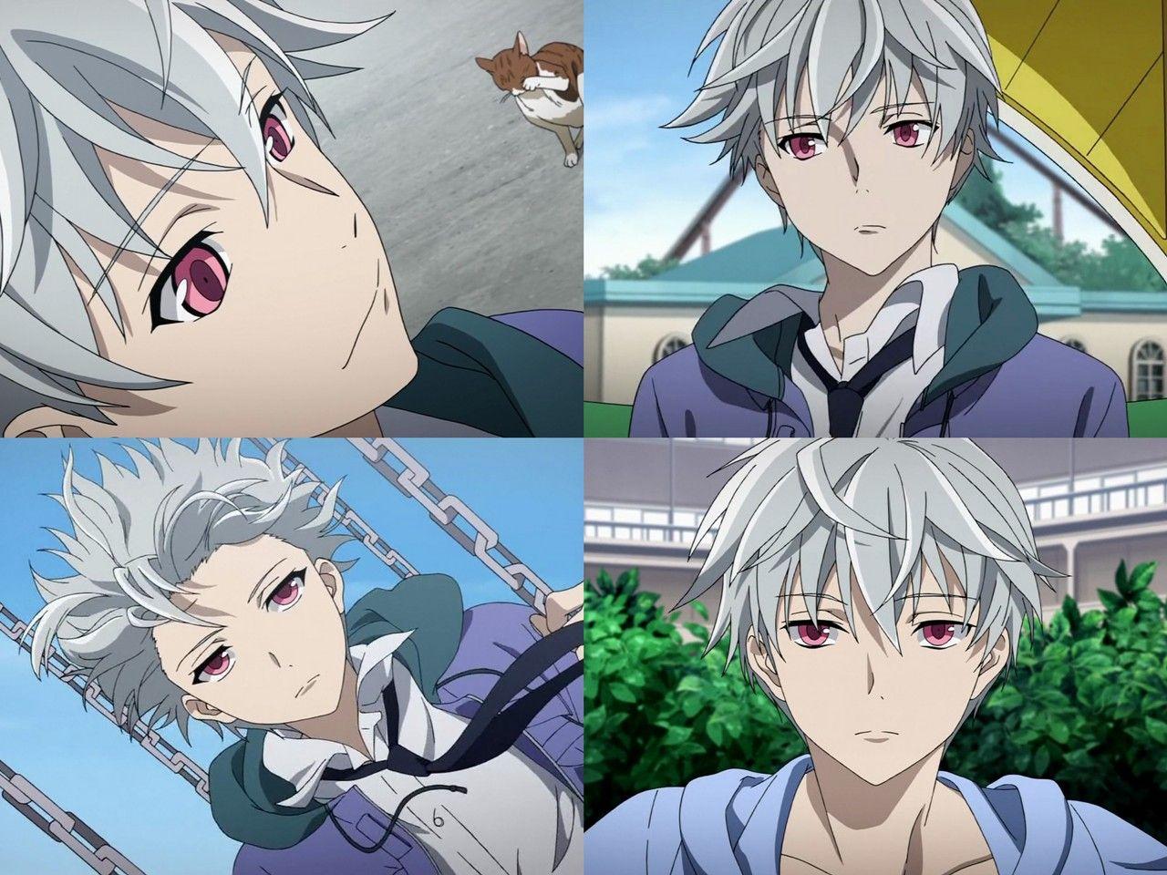 The many faces of Akise Aru (Mirai Nikki) Mirai nikki