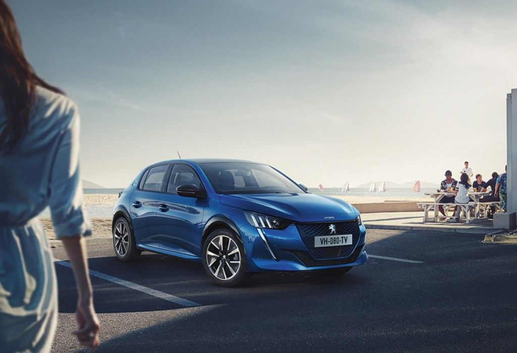 Filtrado El Peugeot 208 2020 Es Un Encanto En Sus Primeras Fotos